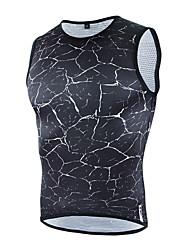 cheap -cheji® Sleeveless Cycling Jersey Bike Quick Dry