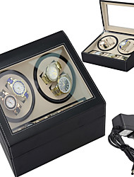cheap -Repair Tools & Kits Watch Winder Box Leather Watch Accessories 2.0 Tools
