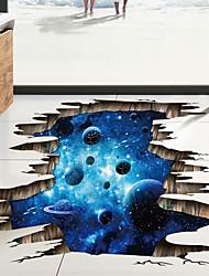 Paysage Stickers muraux Autocollants muraux 3D 3D,Vinyle Matériel Décoration d'intérieur Calque Mural