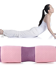 Travel Pillow Polypropylene Fiber Multi-Functional Stress and Anxiety Relief Shock Resistant Yoga Exercise & Fitness