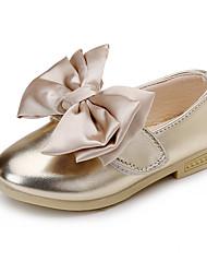 Da ragazza Scarpe Sintetico Estate Autunno Comoda Moccasino Scarpe da cerimonia per bambine Mocassini e Slip-Ons Fiocco Chiusura a