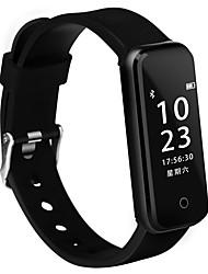 preiswerte -Tank007 Smart-Armband IP67 Verbrannte Kalorien Schrittzähler Übungs Tabelle Gesundheit Wecker Kamera Kontrolle Licht und Bequem Pfad