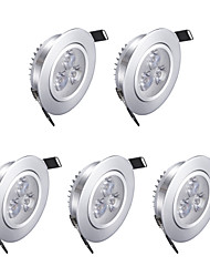 cheap -3W 200lm 3 LEDs LED Downlights Warm White AC85-265