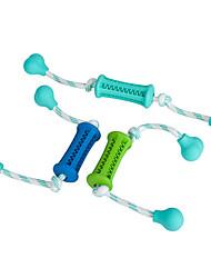 Недорогие -Игрушка для очистки зубов Портативные Ластик Назначение Игрушка для собак