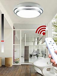 Недорогие -JIAWEN Монтаж заподлицо Потолочный светильник ПВХ 220-240Вольт / AC100-240V Диммируемый с дистанционным управлением Светодиодный источник света в комплекте / Интегрированный светодиод