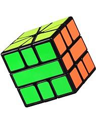 preiswerte -Zauberwürfel MOFANGGE 0932A-9 Square-1 3*3*3 Glatte Geschwindigkeits-Würfel Magische Würfel Puzzle-Würfel Quadratisch Geschenk