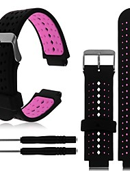 For Garmin Forerunner 220 230 235 620 630 735XT Replacement Wrist Watch Band Strap