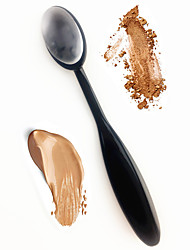 Недорогие -silisponge зубная щетка теней для век кисть блендер силиконовый макияж косметическая кисть слойка для основы крем порошок