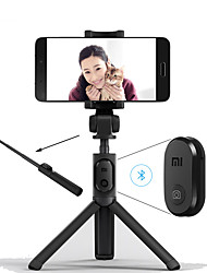 cheap -Original Xiaomi Foldable Tripod Monopod Selfie Stick Bluetooth With Wireless Button Shutter Selfie Stick For iOS/Android/Xiaomi