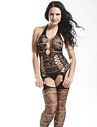 Women's Ultra Sexy Teddy Nightwear,Sexy Solid-Medium Spandex