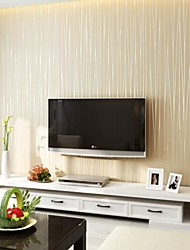 Print Wallpaper For Home Archaistic Wall Covering , Non-woven fabric Material Adhesive required 2G Cell Phone , Room Wallcovering