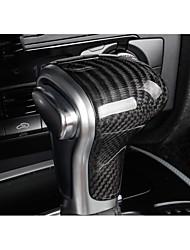 economico -Settore automobilistico Ricollocamento della manopola del veicolo(Fibra di carbonio)Per Audi 2013 2014 2015 2016 A4L
