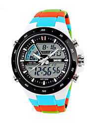 cheap -SKMEI -1016 Smartwatch Water Resistant / Water Proof Long Standby Alarm Clock Multifunction Light and Convenient Wearable Information