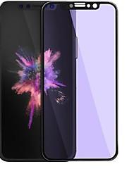 Недорогие -Защитная плёнка для экрана для Apple iPhone X Закаленное стекло 1 ед. Уровень защиты 9H / 2.5D закругленные углы / Защита от царапин