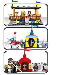 Building Blocks Toys Castle Tower Cartoon Architecture Castle Cartoon Design Kids Boys 565 Pieces