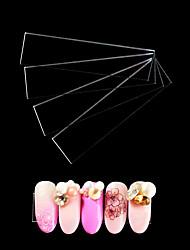preiswerte -Nägeltips Falsche Nägel Nagel-Kunst-Salon-Design Make-up kosmetische