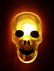 1 ед. Декоративная Меняет цвета Ночные светильники Декоративное освещение-0.5W-Батарея