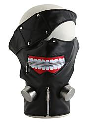 preiswerte -Inspiriert von Tokyo Ghoul Ken Kaneki Anime Cosplay Kostüme Maske Maske Für Mann