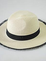 Femme Soak Off Chapeau Moderne Artistique simple Géométrique Rétro Mignon Soirée Travail Décontracté Amour Actif Vacances Classique &