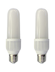 cheap -2pcs 18W E27 LED Corn Lights T 96 leds SMD 2835 Warm White White 1460lm 3000/6000K AC 220-240V