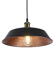 New Northern Europe vintage Industry Metal pendant lights Dining Room Living Room Kitchen Diameter 36cm