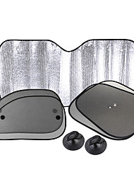 cheap -Automotive Car Sun Shades & Visors Car Visors For universal All years General Motors Aluminium