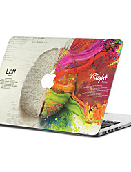 economico -MacBook Custodia per Artistica Policarbonato Materiale