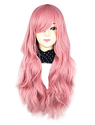 cheap -Lolita Wigs Sweet Lolita Dress Pink Lolita Lolita Wig 75 CM Cosplay Wigs Wig For