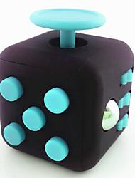 Недорогие -Игрушки от стресса Кубик от стресса Устройства для снятия стресса Игрушки Квадратный Новинки 3D Стресс и тревога помощи Взрослые 1 Куски