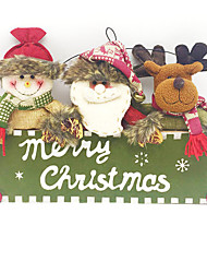 1pc Christmas Decorations Christmas OrnamentsForHoliday Decorations 38X26CM