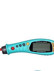 abordables -qstexpress zt203 hand-lcd multímetro digital amperímetro voltímetro ohmímetro