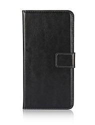 cheap -Case For Huawei P10 Lite Card Holder Wallet with Stand Flip Full Body Cases Solid Color Hard PU Leather for P10 Lite Huawei