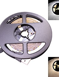 cheap -25W USB Led Strip Light DC 5V 2835  SMD 60 LEDs/Meter 240 Leds/Roll TV Background Lighting Warm / Cool White (1 Piece)