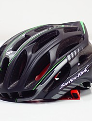 cheap -Helmet Bike Helmet Cycling 36 Vents Light Weight Adjustable Fit EPS PC Cycling