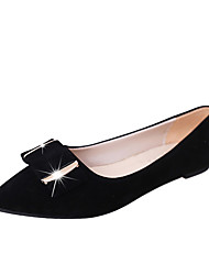 cheap -Women's Sandals Comfort Light Soles Summer PU Casual Dress Sparkling Glitter Block Heel White Black Blue Blushing Pink 2in-2 3/4in