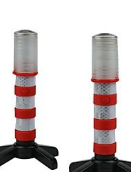 Недорогие -набор из 3 светодиодных дорожных предупреждений