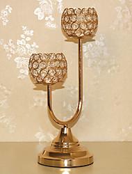 baratos -Aço Inoxidável Suporte de Vela Vela de Chá 1, Candle / Candle Holder