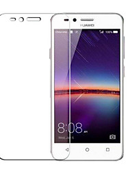 お買い得  -スクリーンプロテクター のために Huawei Huawei Y3 II 強化ガラス 1枚 スクリーンプロテクター ハイディフィニション(HD) / 硬度9H / 2.5Dラウンドカットエッジ