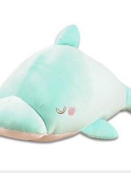 Недорогие -Дельфин Мягкие и плюшевые игрушки Милый стиль Животные Животные Мультяшная тематика Детские Подарок