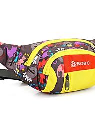 Недорогие -3 L Поясные сумки Отдых и Туризм Охота Пешеходный туризм Быстровысыхающий Ткань Нейлон