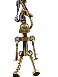baratos -Porta-Chaves Brinquedos Inovador Robô Unisexo Peças
