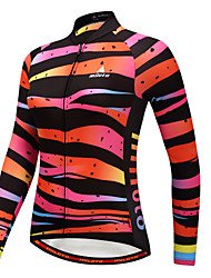 cheap -Miloto Women's Long Sleeve Cycling Jersey - Camouflage Bike Jersey