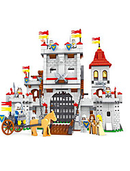 Building Blocks Toys Castle Princess Kids Girls 1118 Pieces