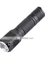 cheap -U'King LED Flashlights / Torch LED 2000 lm 3 Zoomable Camping / Hiking / Caving