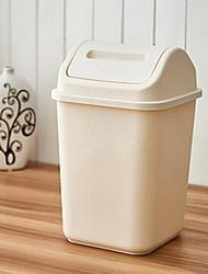 cheap -High Quality Kitchen Living Room Bathroom Waste Bins,Plastics
