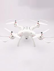 Drone X8 PRO Canal 4 Com câmera de 1.0MP HD Posicionamento GPS Quadcóptero RC Câmera Chave de Fenda Hélices Manual Do Usuário