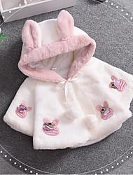 Girls' Print Jacket & Coat Fall Winter