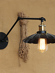 cheap -Ambient Light Wall Sconces AC 110-120 AC 220-240V E26 E27 Archaistic Tiffany Rustic/Lodge Ethnic Style Antique Simple Unique Design Free