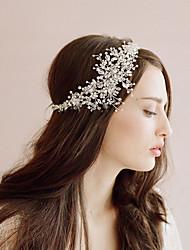 Cristal Strass Tiare Serre-tête Accessoires pour Cheveux Casque