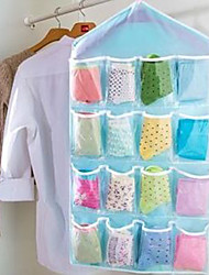Storage Bags Drawers Tool Organizers Closet Organizers with Feature is Cute Pouches Multi-function , 147